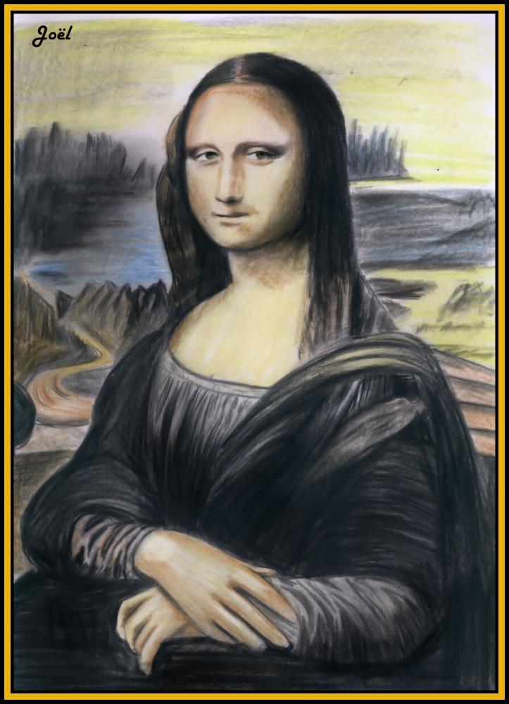 Mona Lisa by klk68